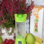 Wygraj bezprzewodowy mini blender Juicer PRO
