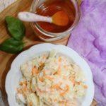 Surówka na słodko (z kapustą pekińską)