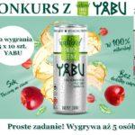 Wygraj 1 z 5 zestawów Yabu Natural Energy Drink