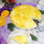 Ciasto śnieżynka z ananasem bez pieczenia