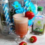Smoothie z sokiem z pokrzywy – Samo zdrowie!