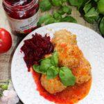 Leniwe gołąbki w pomidorowym sosie
