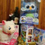 Mikołajkowe prezenty dla moich maluchów
