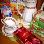 Aromatyczny świat herbat Teekanne.