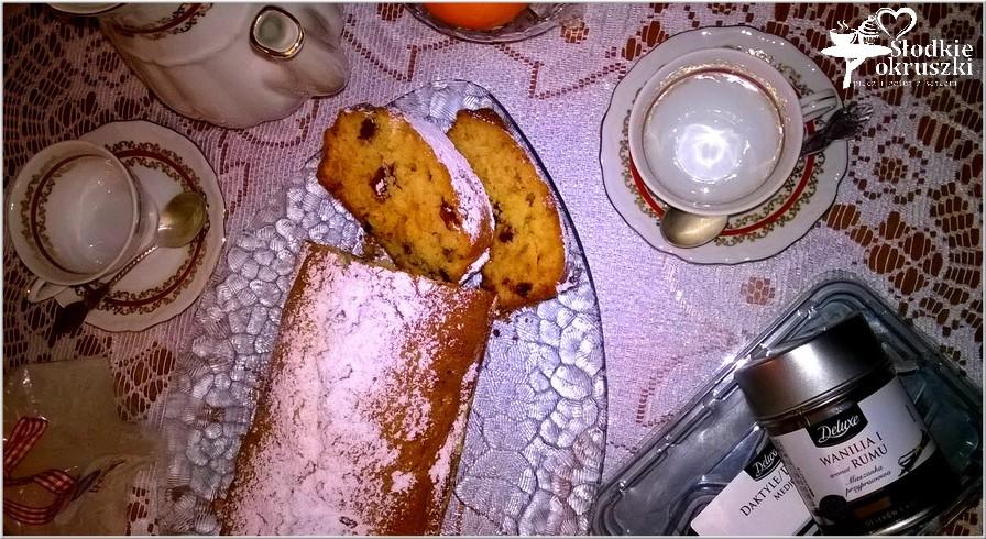 Daktylowiec ciasto