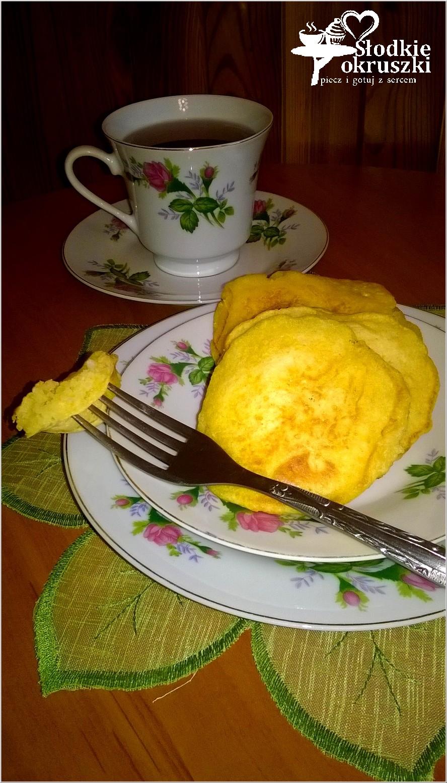 Kokosowo dyniowe placuszki śniadaniowe