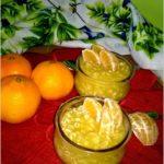 Zdrowy kisiel ananasowy z płatkami owsianymi i jęczmiennymi
