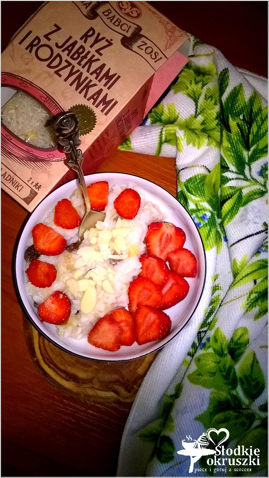 15 minutowy deser owocowo-ryżowy. (2)