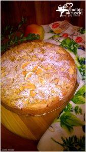 Ciasto z jabłkami (jabłecznik) (2)