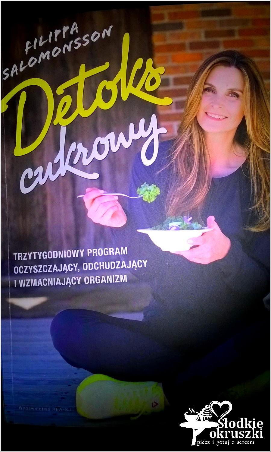 Detoks cukrowy Wyd. REA-SJ. Recenzja książki. (1)