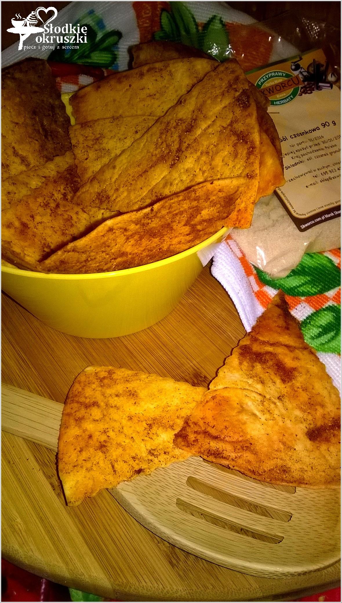 Domowe chipsy paprykowe w kilka chwil (1)