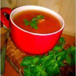 Ekspresowa zupa pomidorowa