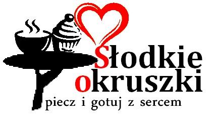 Logo słodkie okruszki nowe