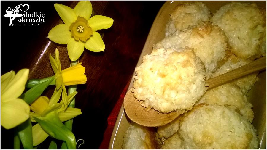 Najlepsze kokosanki na białkach (2)