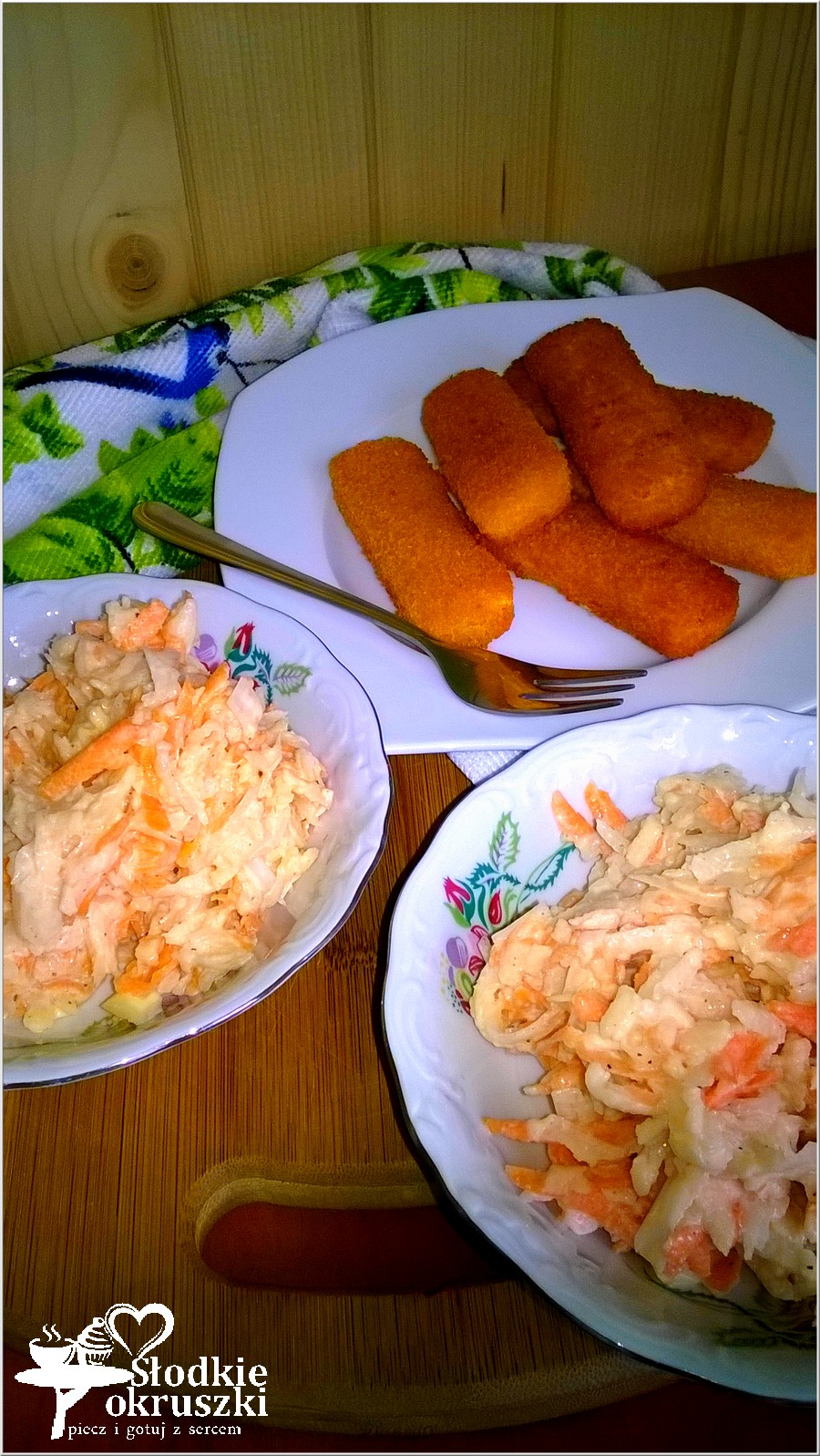 Surówka z białej rzodkiewki (z majonezem) (1)