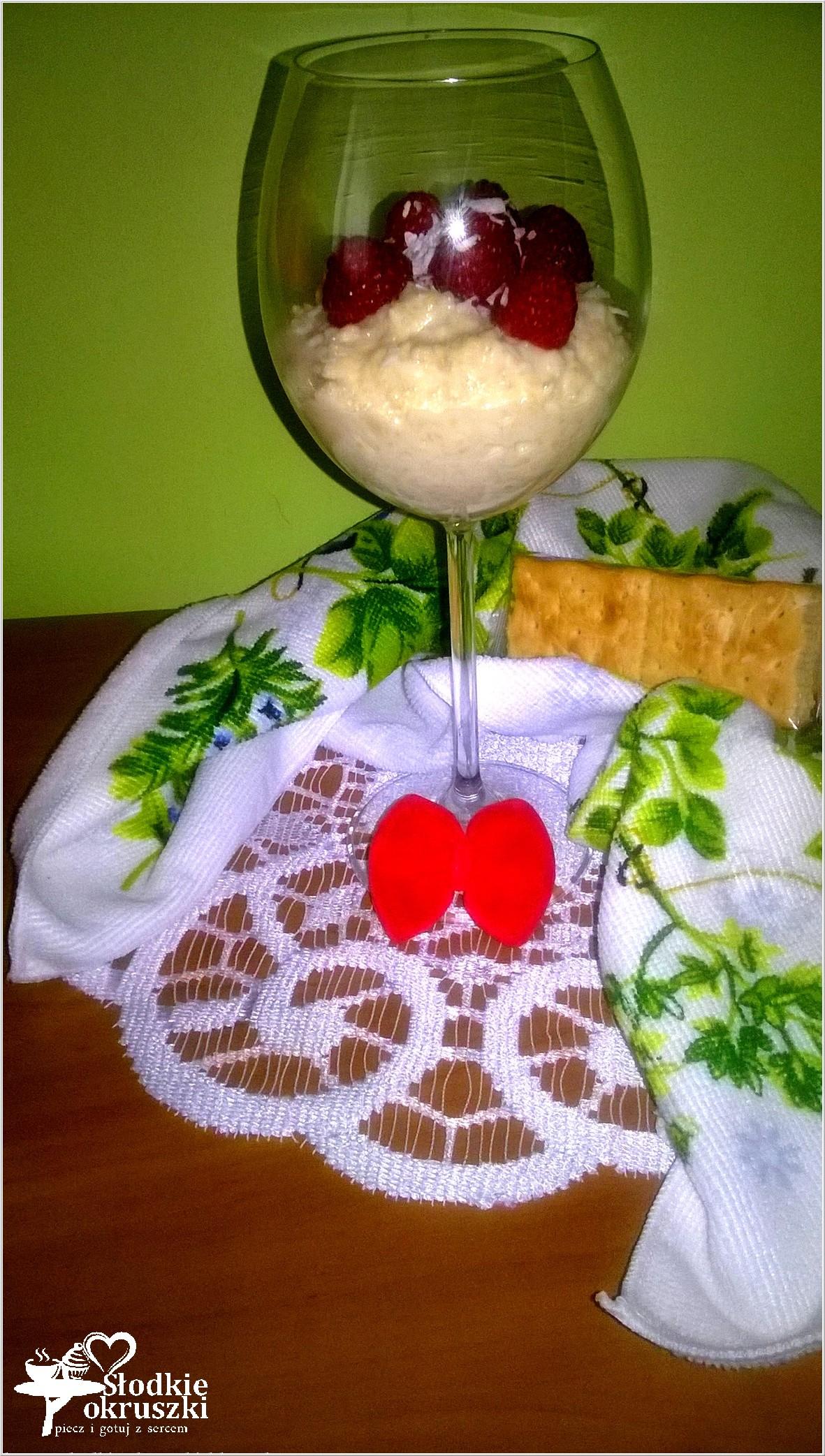 Zdrowy deser a la rafaello (z kaszy jaglanej) (3)