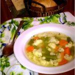 Zupa warzywna (jarzynowa)