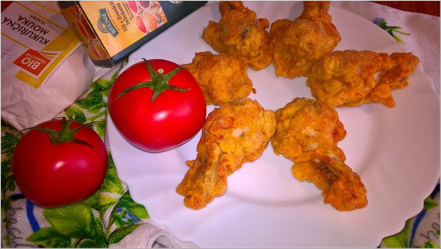 Chrupiące pałki z kurczaka. Przepis na chrupiącego kurczaka na obiad lub przyjęcie. (1)