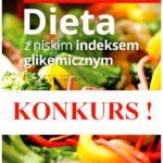 """KONKURS! Wygraj książkę """"Dieta z niskim indeksem glikemicznym"""""""