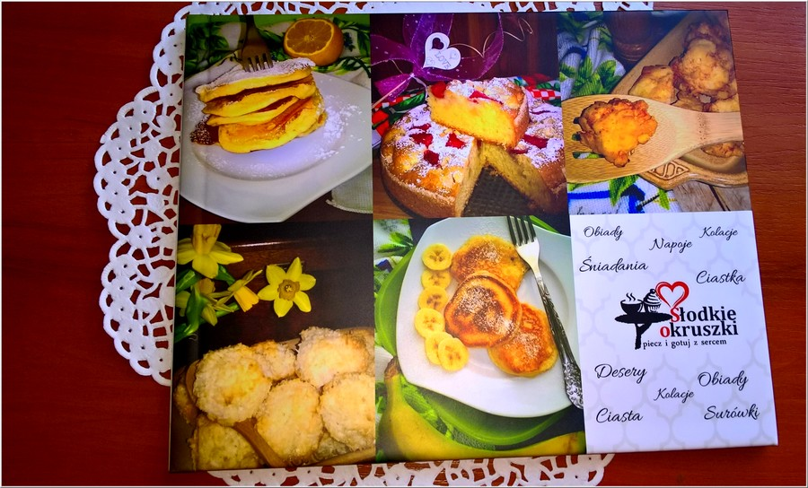 Książka kucharska Słodkie okruszki (3)