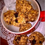 Proste i zdrowe ciasteczka owsiano-bananowe