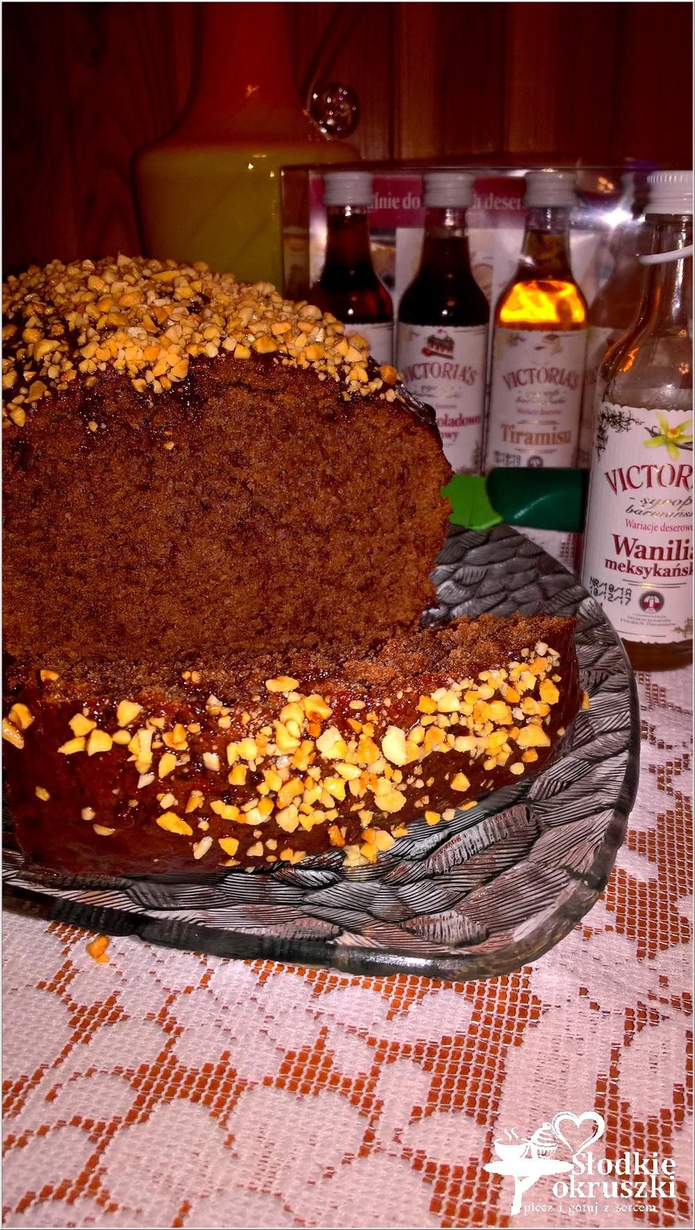 ciasto-czekoladowe-aromatyzowane-syropem-o-smaku-wanilii-meksykanskiej