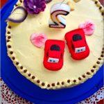 Tort urodzinowy dla mojego 2-latka