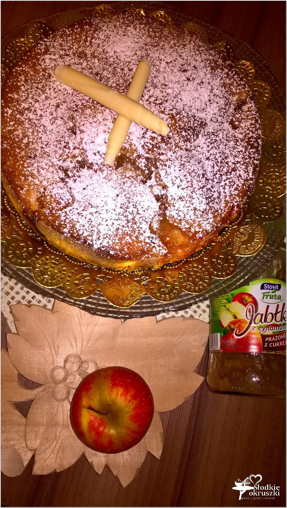 ciasto-z-prazonymi-jablkami-jablecznik-5