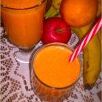 Domowy sok a la Kubuś w dwóch wersjach