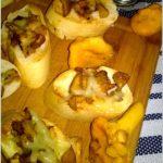 Imprezowe grzybowe crostini w pikantnej wersji