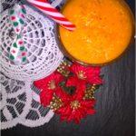 Koktajl wg Marka Zaremby z mango, marchewki, imbiru i chia