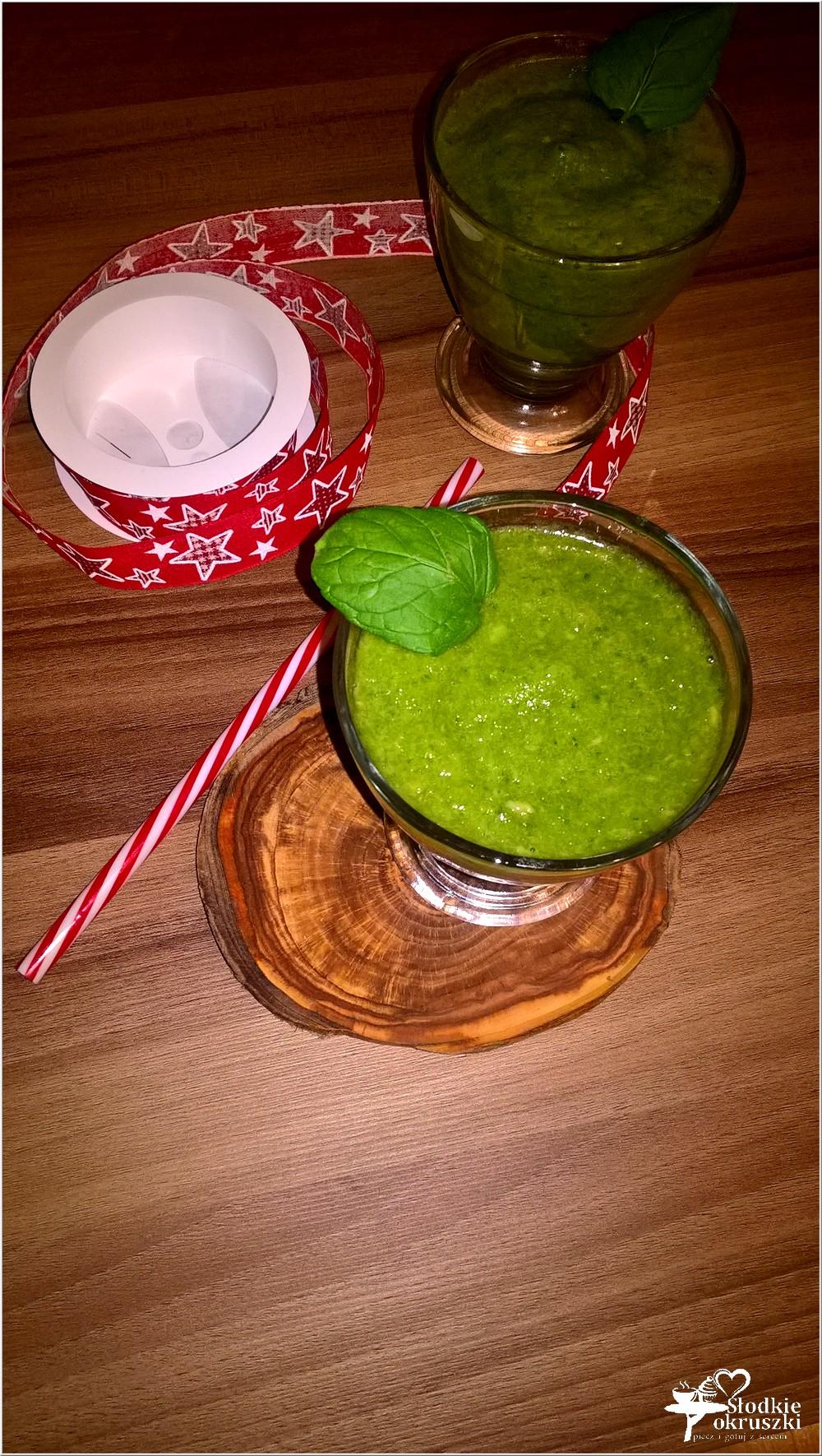 Słodka Fiona, czyli zielone smoothie pełne zdrowia (2)