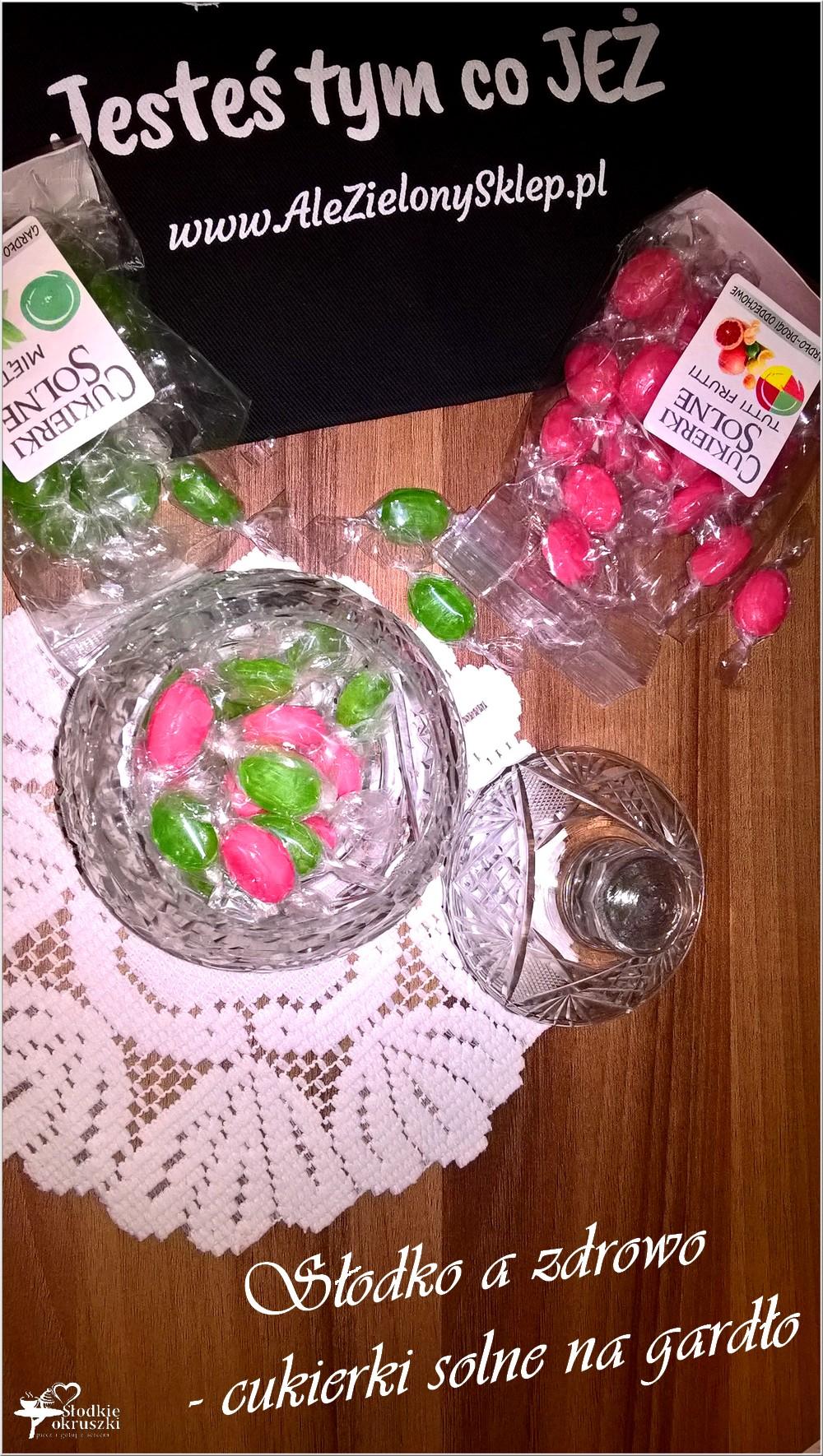 Słodko a zdrowo - cukierki solne idealne na gardło (1)
