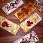 3 pomysły na zdrowe kanapki