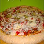 Domowa pizza – najlepsza pizza