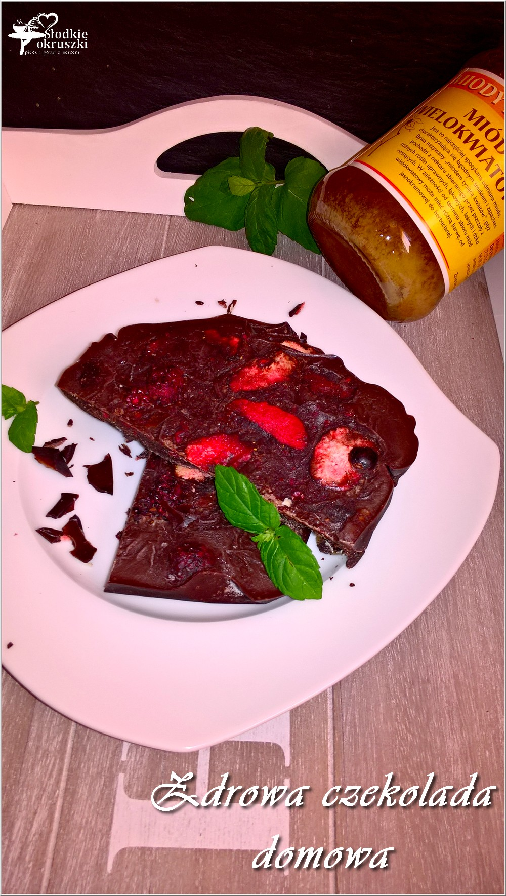 Zdrowa czekolada domowa (2)