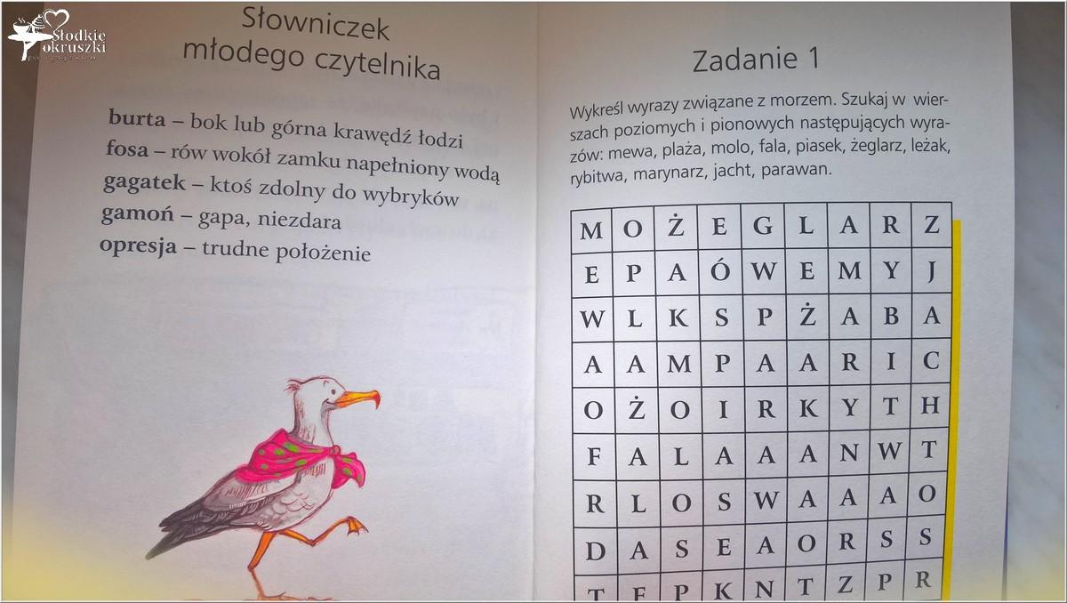 Akcja Morze Książka dla dzieci Recenzja (2)
