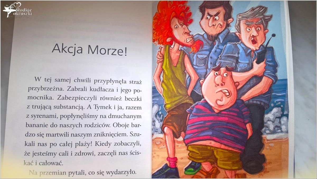 Akcja Morze Książka dla dzieci Recenzja (3)