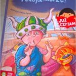 Akcja Morze! Książka idealna dla dzieci.