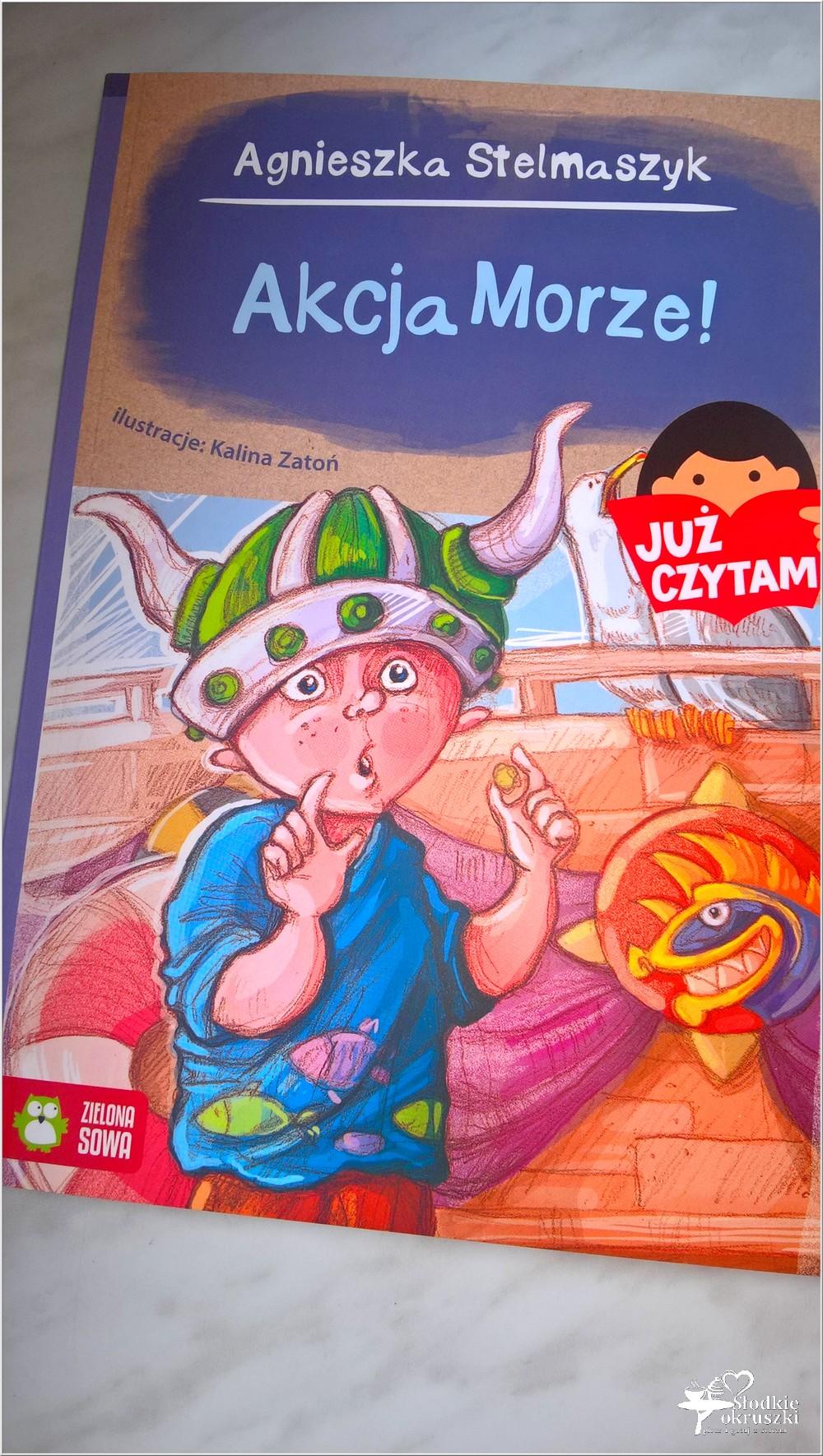 Akcja Morze Wspaniała książka dla dzieci