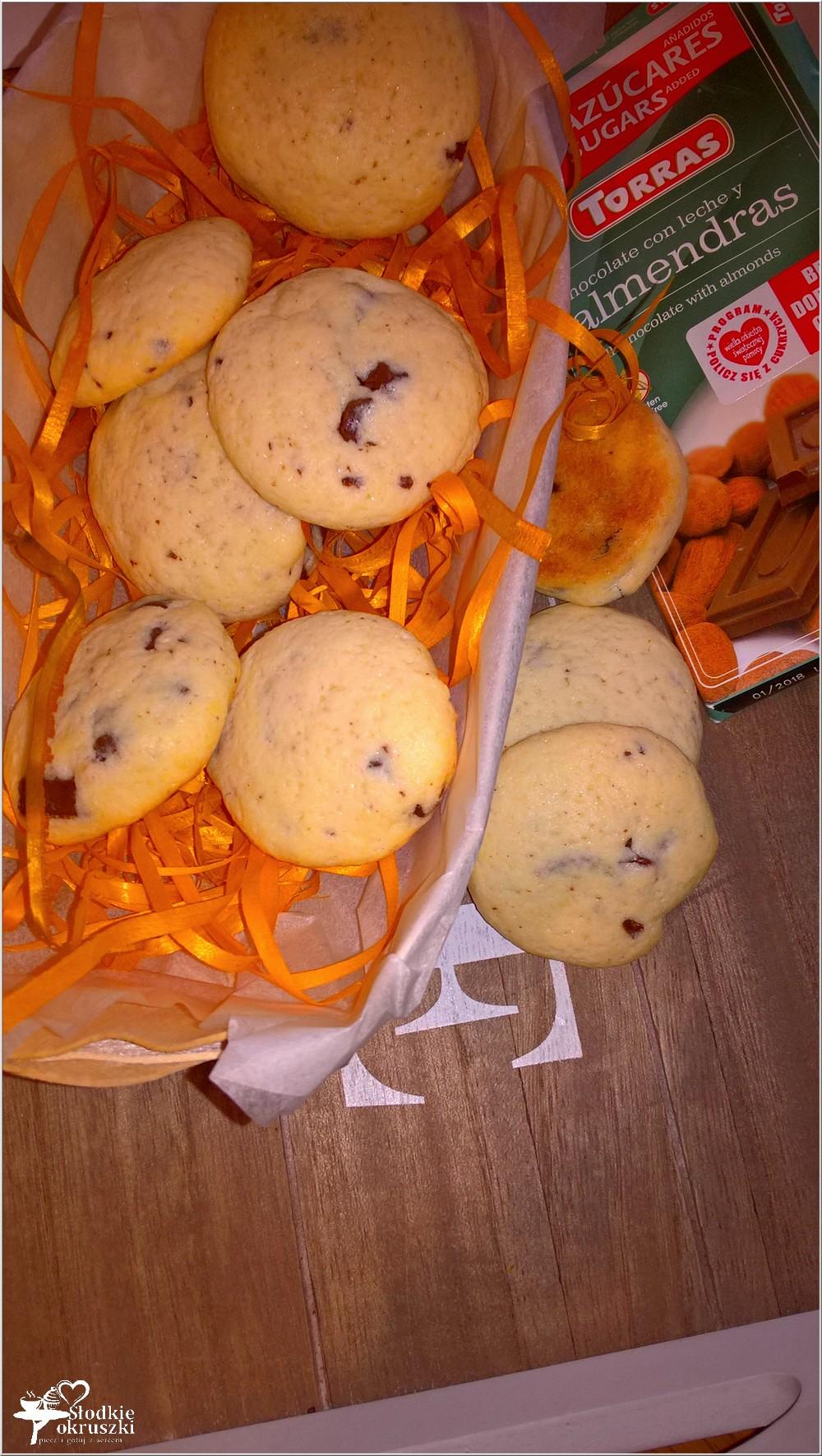Ciasteczka z czekoladą (bez proszku do pieczenia) (3)