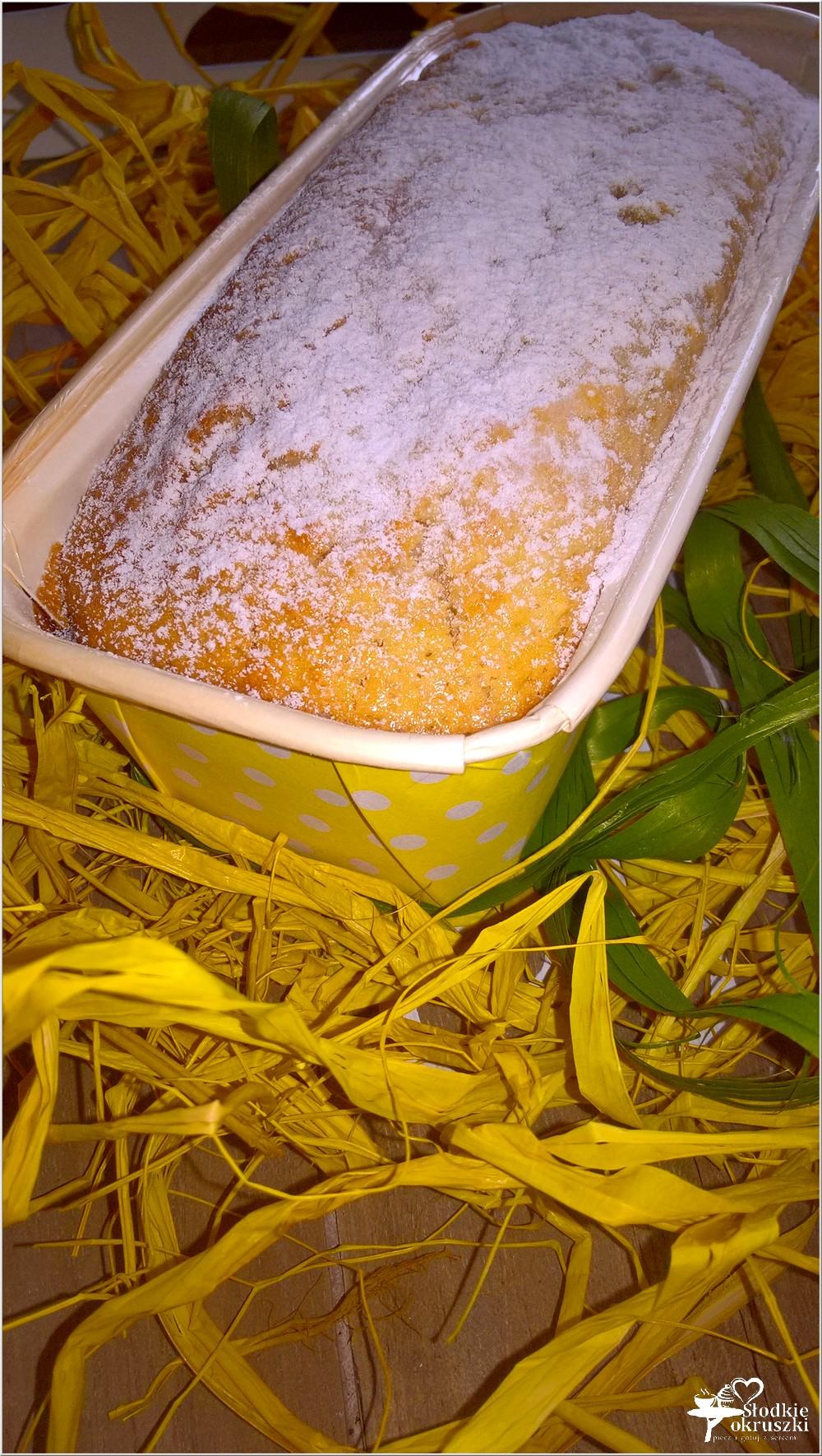 Cytrynowa mini babka (na oleju rzepakowym) (1)