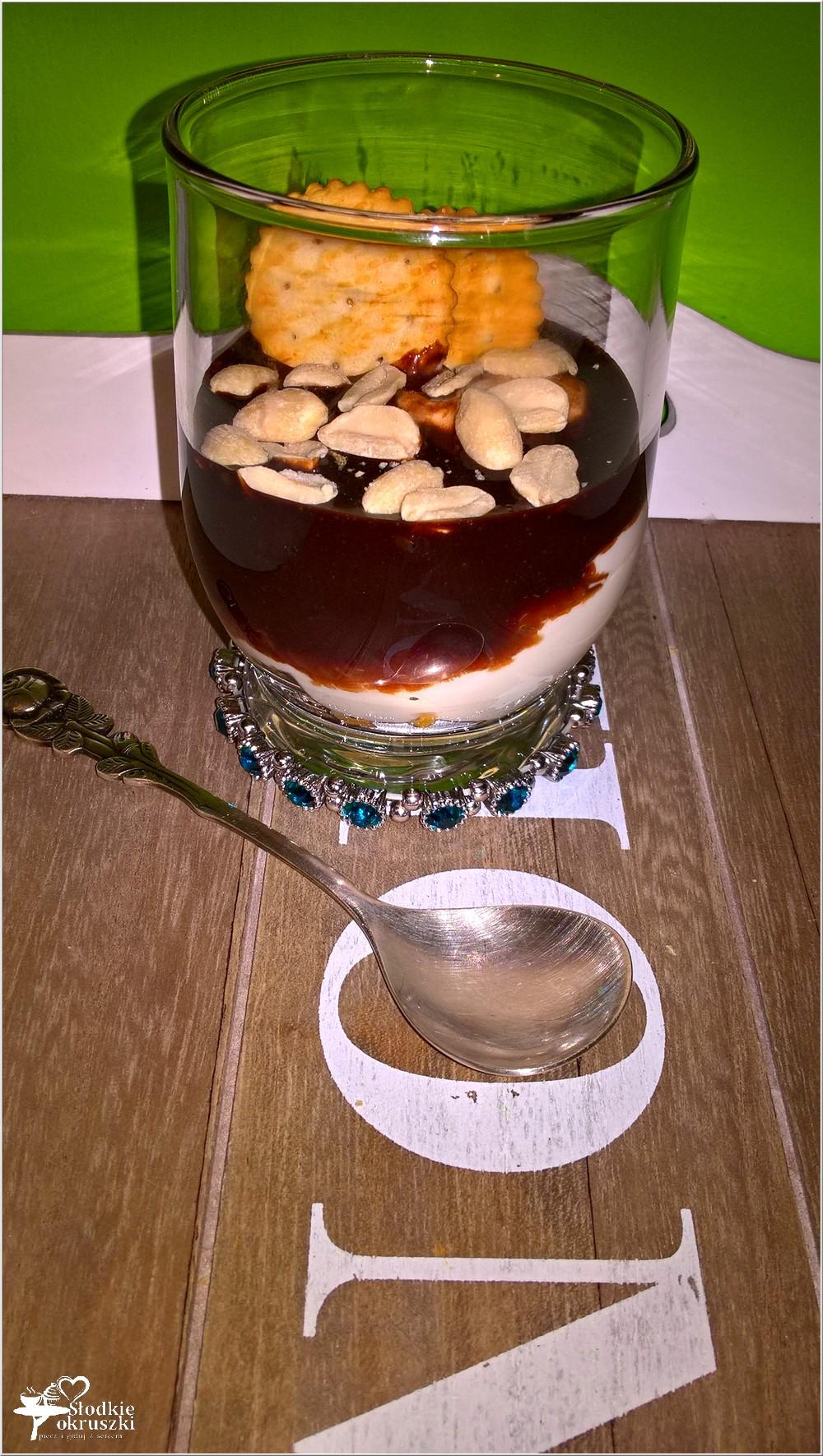 Czekoladowo-karmelowa chwila (deser) (2)