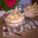 Kawowe pucharki (deser na mascarpone)