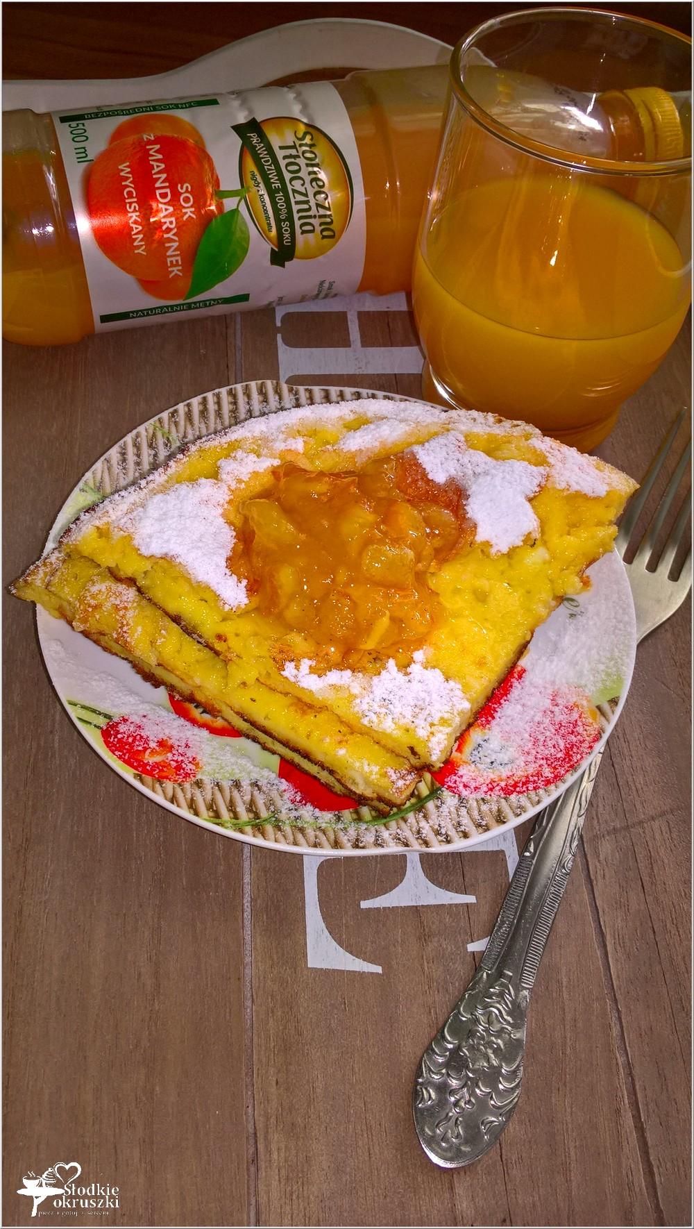 Mandarynkowy omlet śniadaniowy (1)