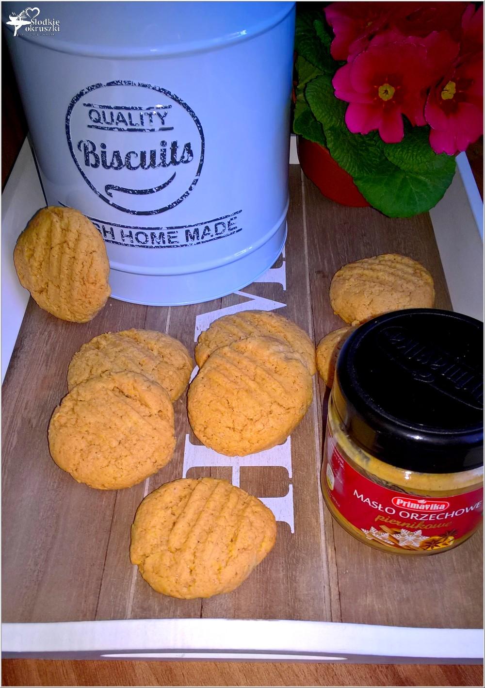 Piernikowo orzechowe ciasteczka bezglutenowe (3)