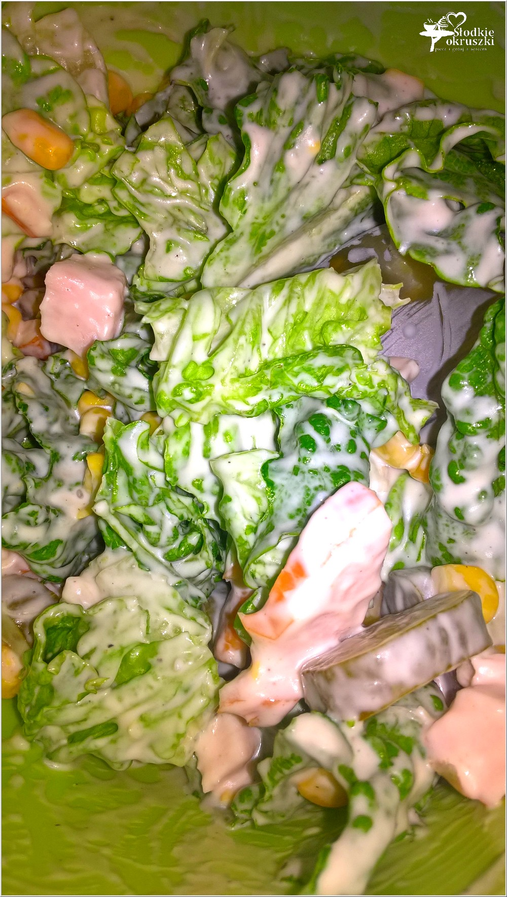 Pity z wędzonym kurczakiem w domowym sosie czosnkowym (2)