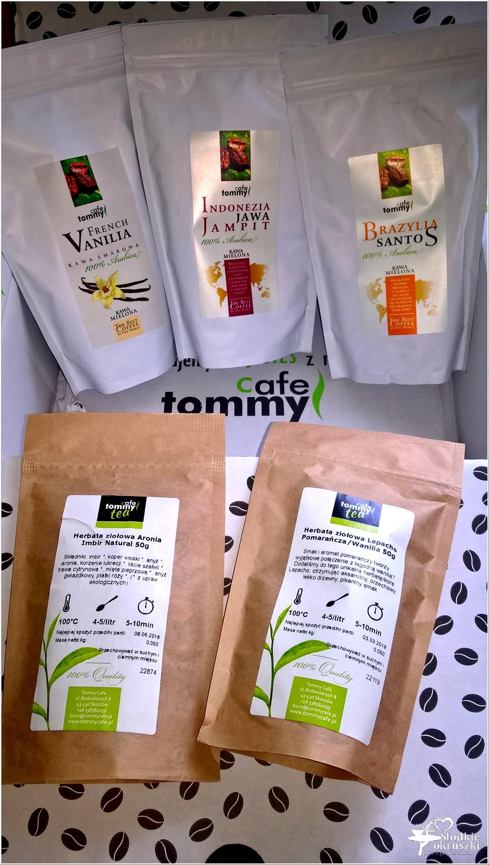 TommyCafe - pyszne kawy i herbaty