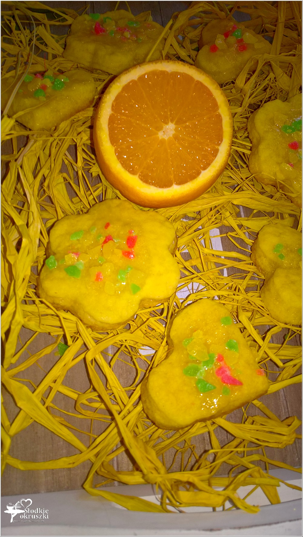 Wiosenne herbaciane ciasteczka (3)