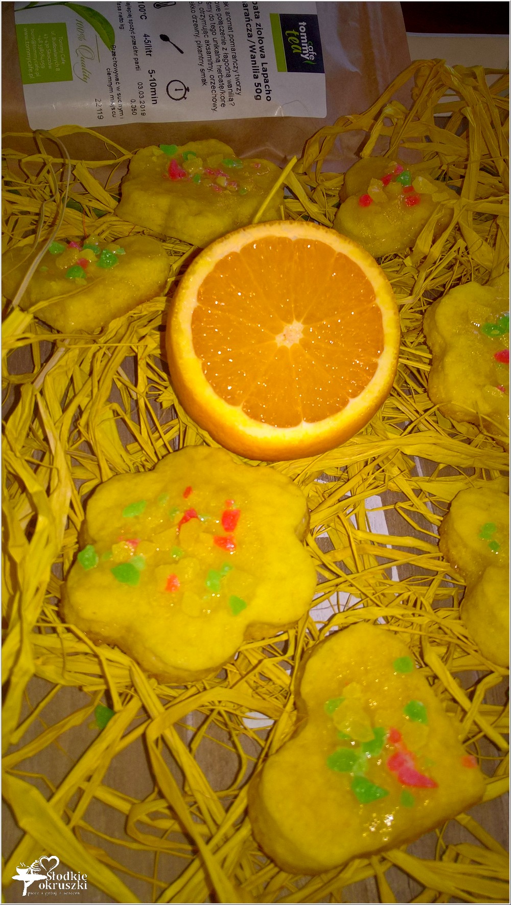 Wiosenne herbaciane ciasteczka (5)